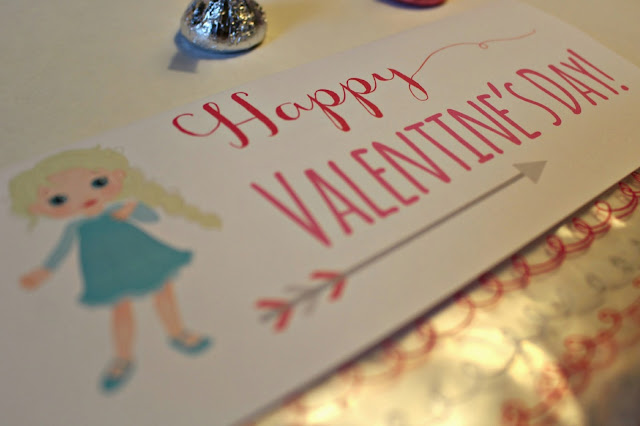 Happy Valentine S Day A Frozen Freebie Creative