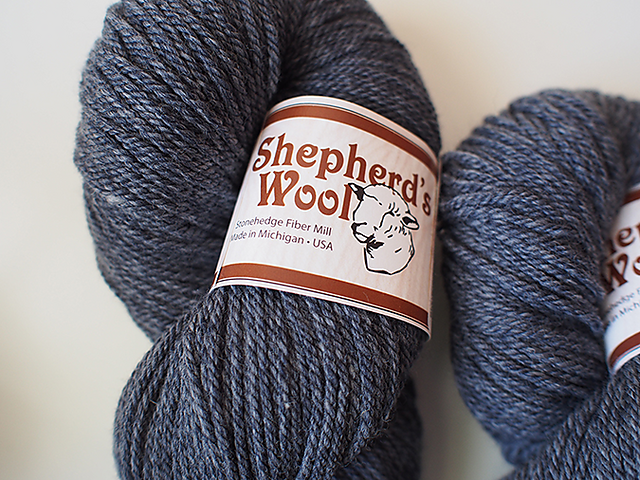 Shepherd's Wool, photo by blogger Dayana Knits
