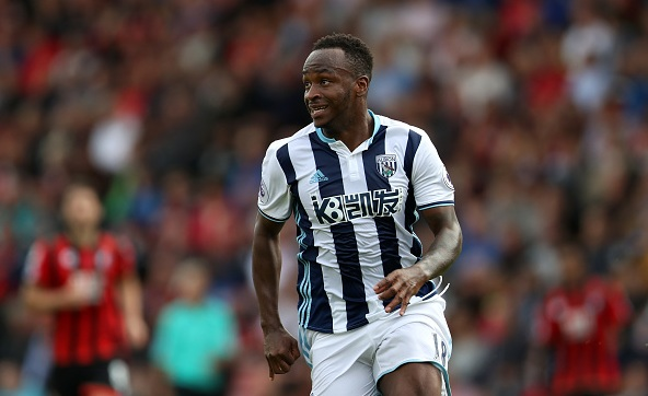 Saido Berahino eye first team return
