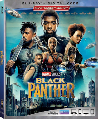Black Panther 2018 Dual Audio ORG BRRip 480p 400Mb ESub x264