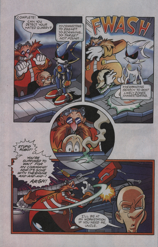 Read online Sonic The Hedgehog comic -  Issue #195 - 8