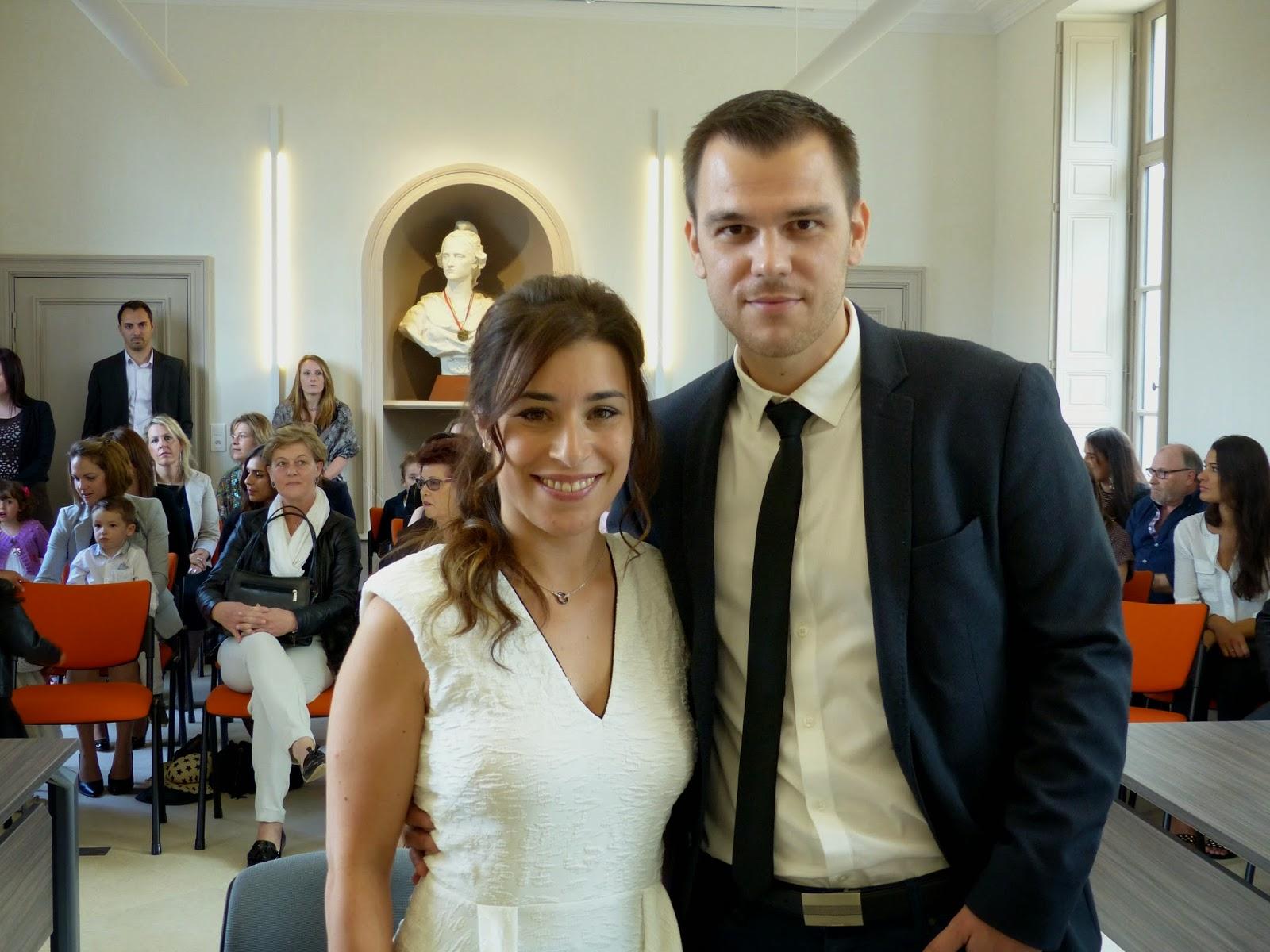 premier mariage mazires antony et jessica se sont dits oui - Christelle Chollet Mariage