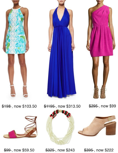 Sale at Neiman Marcus. Extra 25% off