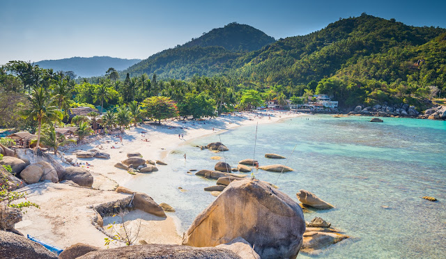 泰国海岛 Samui