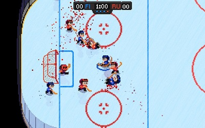 Super Blood Hockey Review | Gameplay Preview