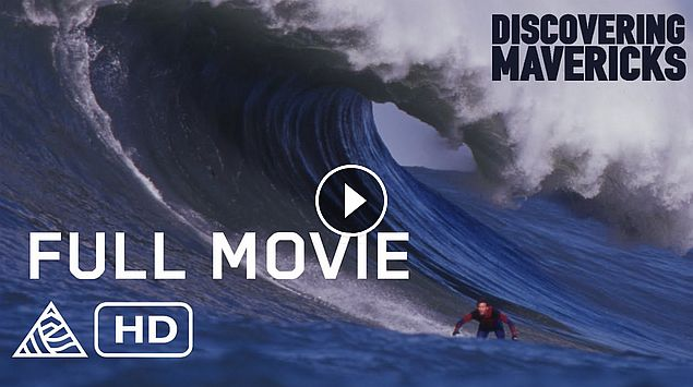 Discovering Mavericks - Full Movie - Jay Moriarity Mark Foo Peter Mel - Josh Pomer Films HD