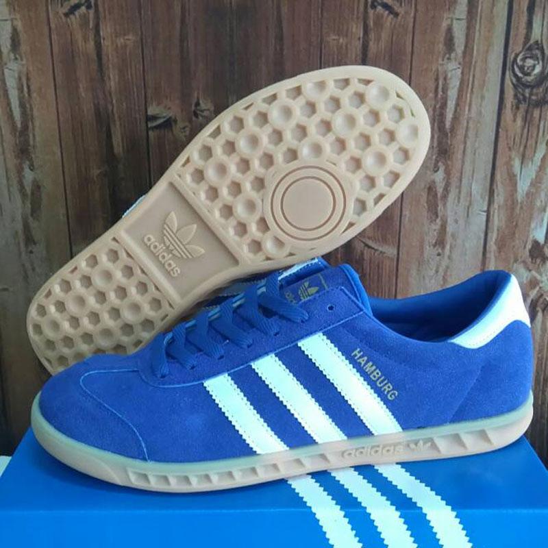 adidas-hamburg-biru. Harga Satuan   Rp.265.000 e0c4dc7124