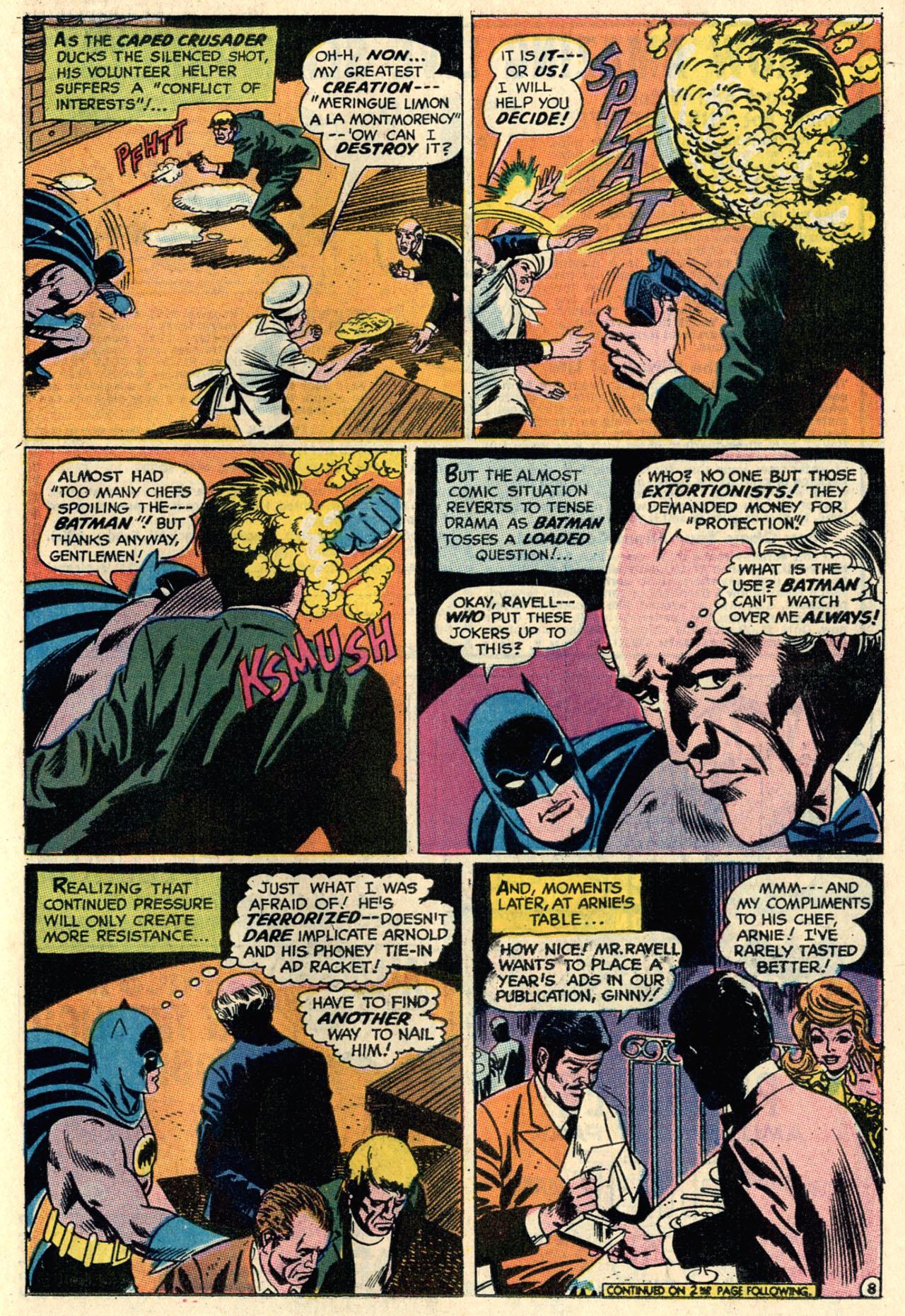 Detective Comics (1937) 391 Page 10