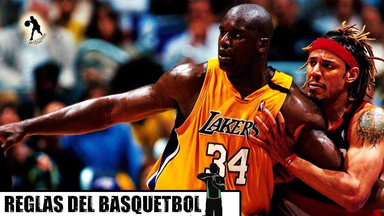 3 segundos en baloncesto