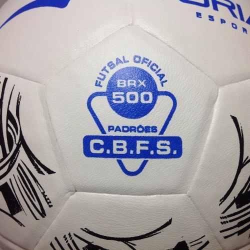 d7c84f8f46239 Bola Vitoria  Bola Futsal Vitoria Oficial Série BRX 500