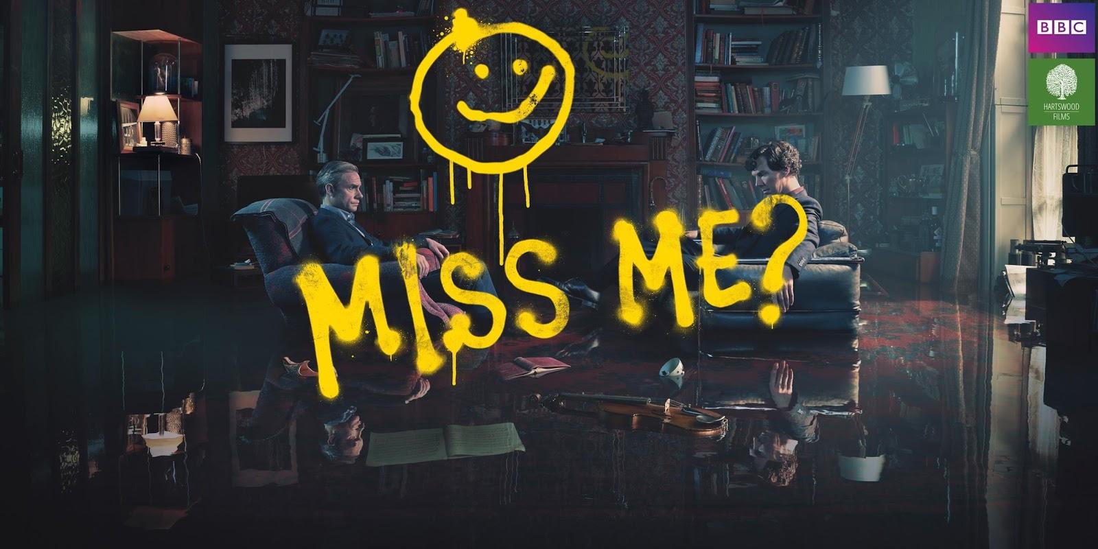 Sherlock - 4ª temporada - serie