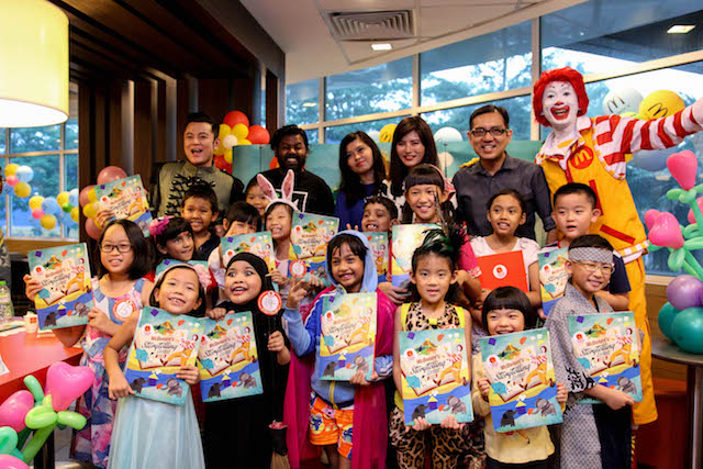 McDonald's Storytelling Contest Live Audition @ Mcdonald's Mutiara Damansara