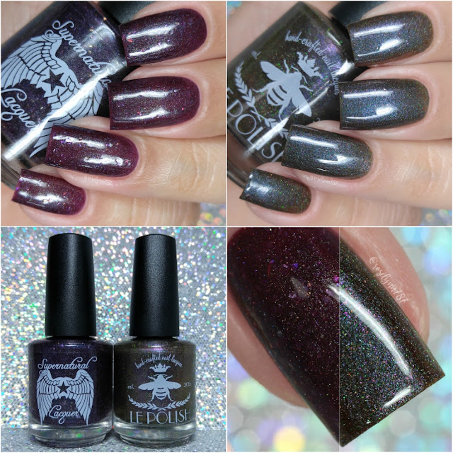 Road to Polish Con Spring 2018 | Week 3 - Supernatural Lacquer & Le Polish