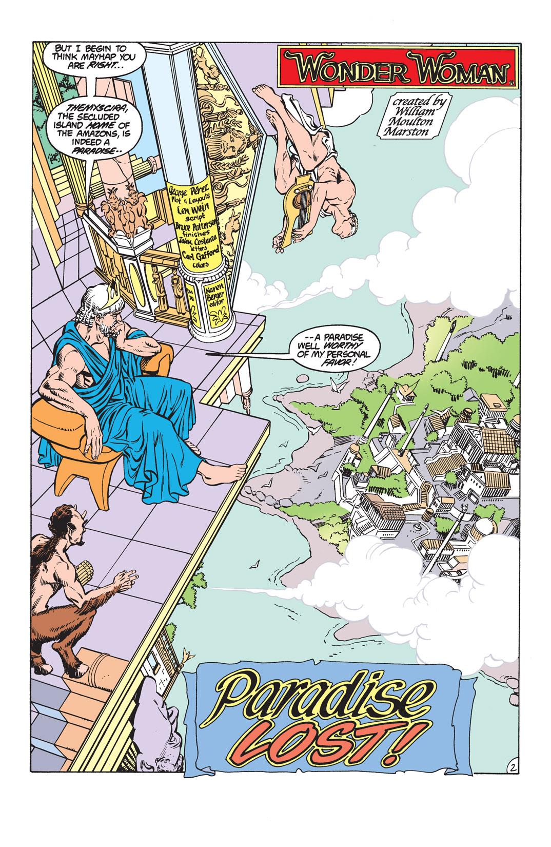 Read online Wonder Woman (1987) comic -  Issue #10 - 4