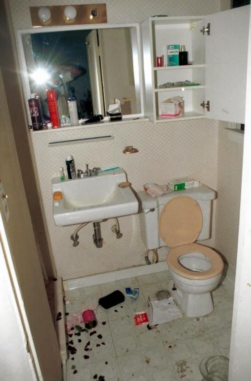 Reveladas fotos bizarras do antigo apartamento de Kurt