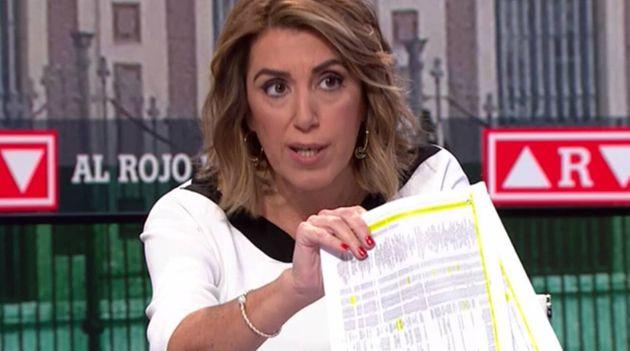 """BEGONA VILA: """"Susana Díaz debería dimitir inmediatamente"""""""