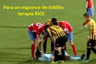 arbitros-futbol-esguince-tobillo