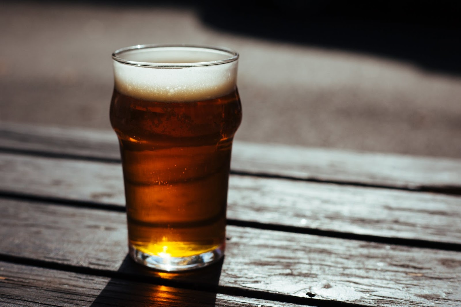 Beer Treatment for Hair