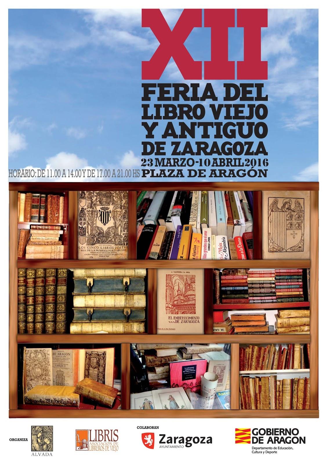 Resultado de imagen para Feria del Libro Antiguo