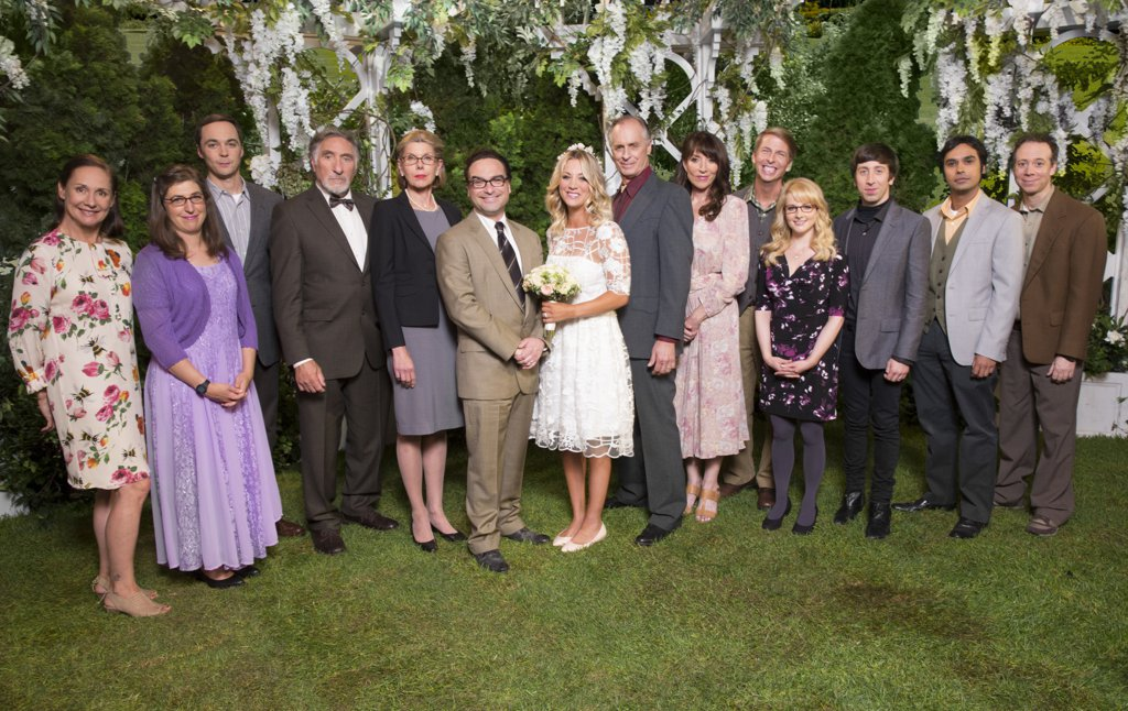 The Big Bang Theory: Penny y Leonard se casan