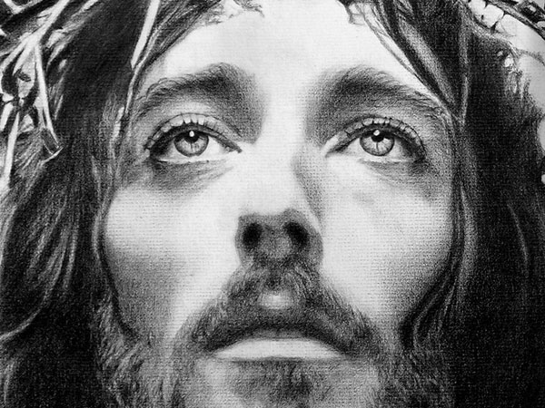 Cute Lovely Pictures And Wallpapers Crazy Pictures Fabulous Jesus Drawing Pics
