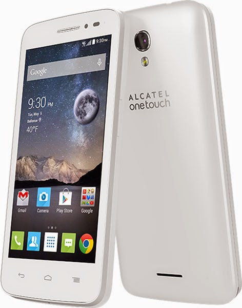 Spesifikasi Alcatel OneTouch POP Astro, Ponsel 4G LTE Terbaru | Blogis Center