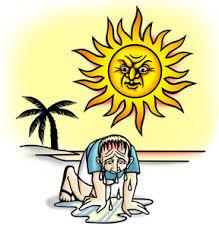 गर्मी का मौसम