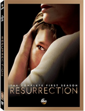 DVD Review - Resurrection: The Complete First Season