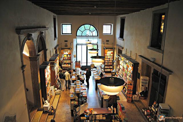 librerie più belle, cosa vedere bassano del Grappa, bassano del grappa, cosa vedere a bassano, weekend in veneto