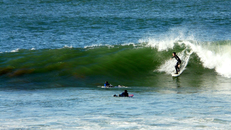 Surf en Jefris - Getxo