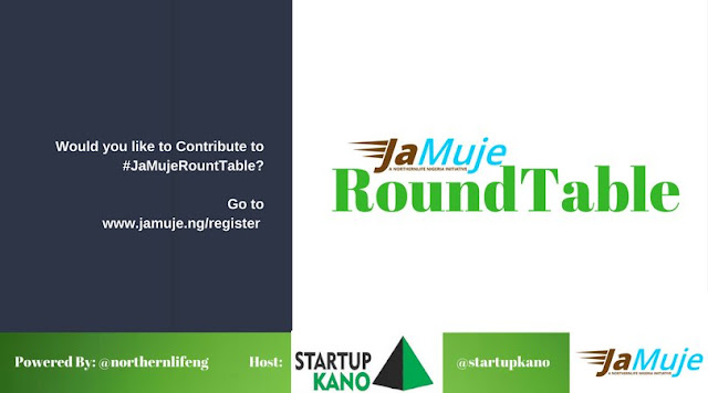 JAMUJE TO HOST ITS FIRST ROUND TABLE DISCUSSION IN KANO