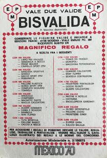 Retro Figurina Messico 70