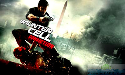 Splinter Cell Conviction HD Apk + Data for Android