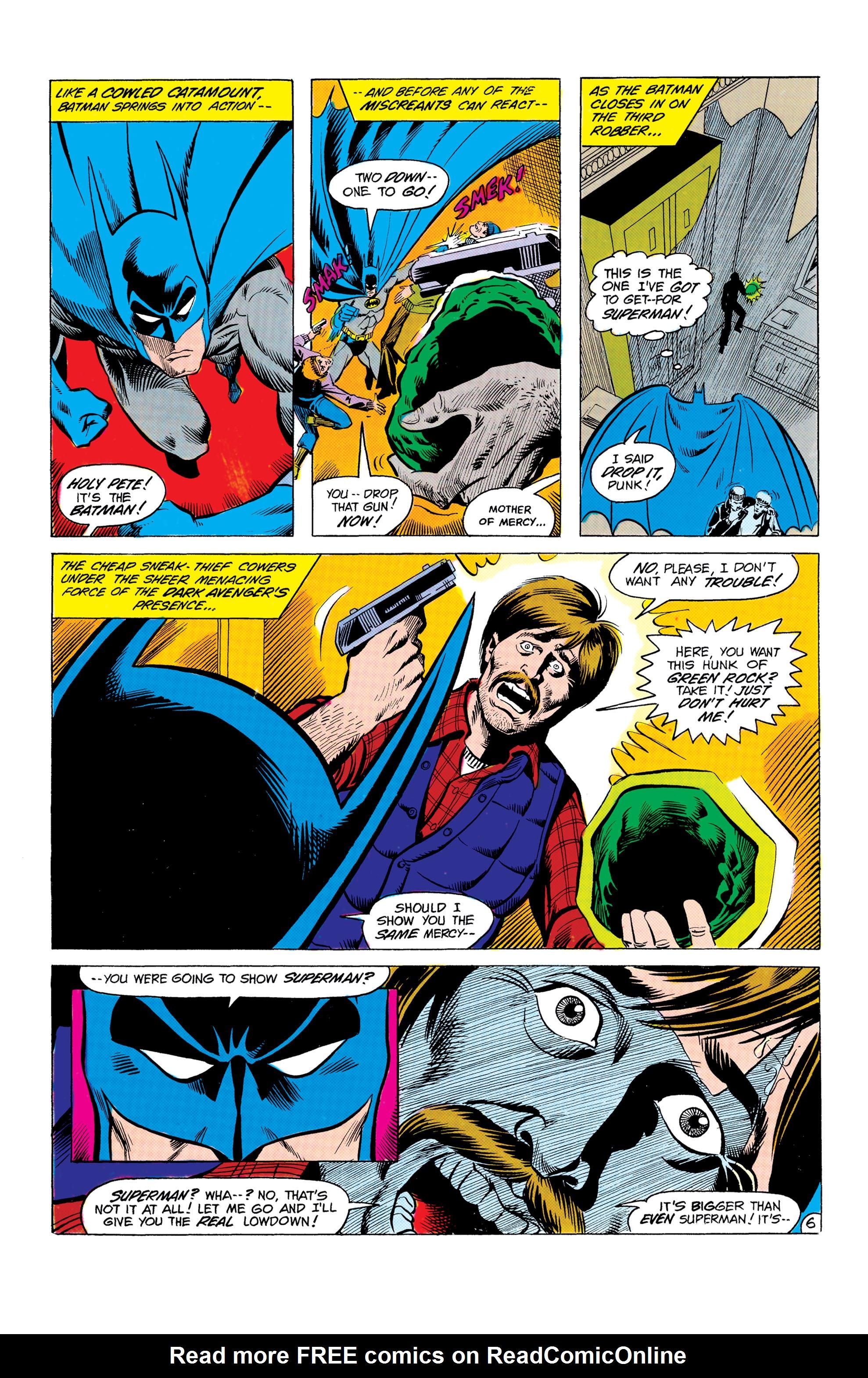 Read online World's Finest Comics comic -  Issue #303 - 7