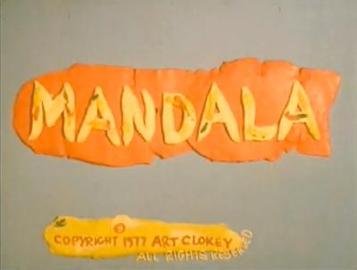 ☏ theredtele℘honε : Mandala (1977) & Gumbasia (1955)