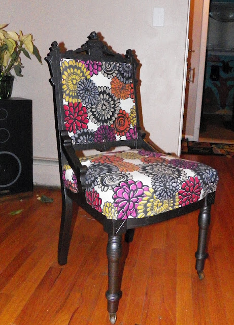 Sugar Amp Spice In The Land Of Balls Amp Sticks Vintage Chair