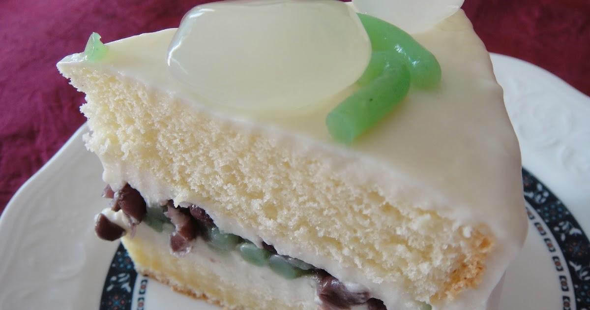 Cendol Cake Recipe