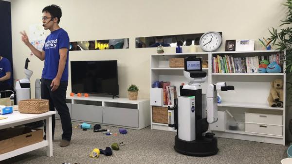 بالفيديو: اليابان تكشف عن روبوت بمميزات مذهلة