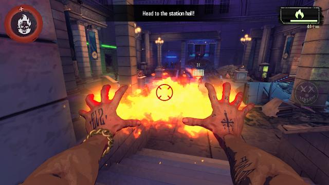El Diablo Screenshot