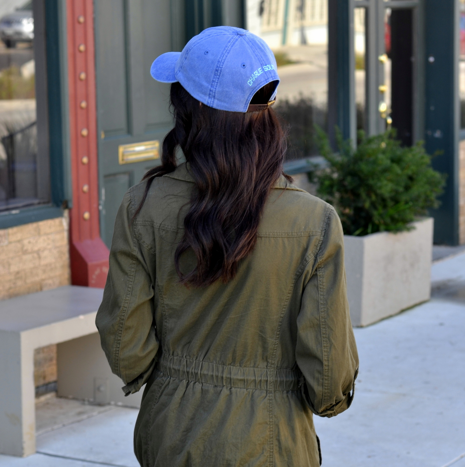 Charlie Southern Baseball Hat and Utility Jacket