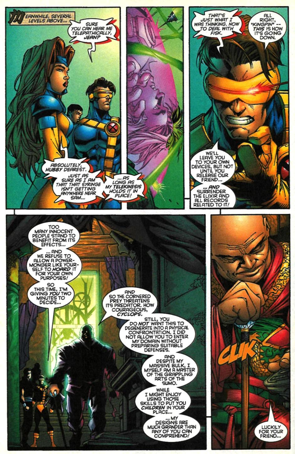 X-Men (1991) 64 Page 7