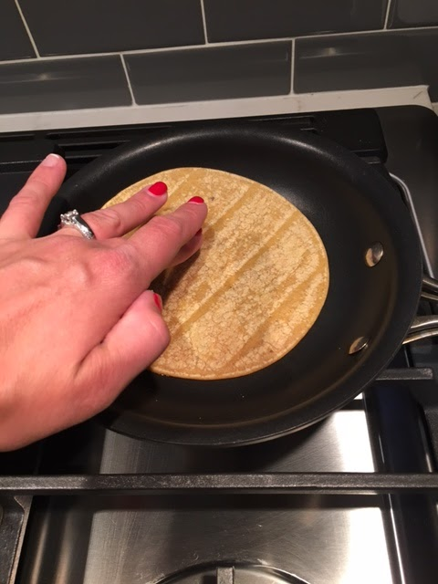 soft tortilla tip