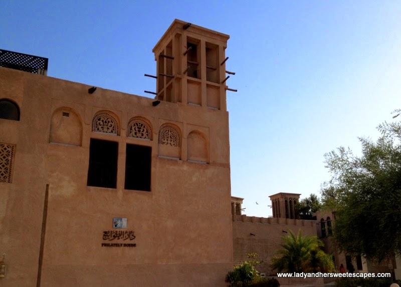 Philately House in Bastakiya Dubai