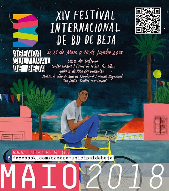 Festival Internacional de BD de Beja cartaz