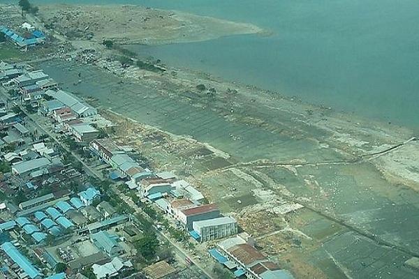 Beginilah Kondisi Palu Pasca Bencana Gempa Bumi Disertai Tsunami Beberapa Waktu Lalu