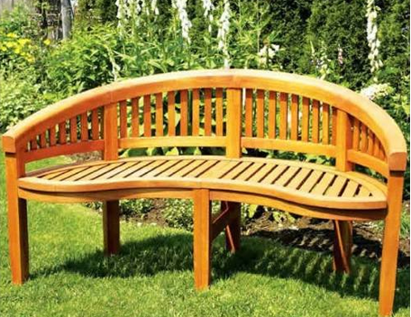 Achla Feng Shui Patio Decor Brown Wooden and Durable Polyurethane Monet Bench Outdoor Garden Bench, Outdoor Benches, Outdoor Furniture, Patio Furniture, Metal Outdoor Benches, Wooden Outdoor Benches,
