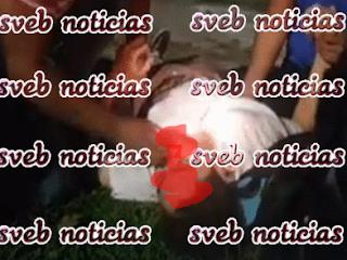 Balean a joven y fallece en hospital en Poza Rica Veracruz