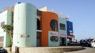 African Mall in Cape Verde