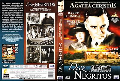 Diez negritos | 1945 , Cover, caratula, dvd