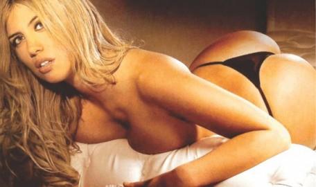 Hot girls Wanda Nara sexy Inter Milan scoccer players' wife 7